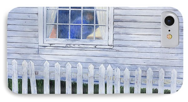 Rainy Morning Blues Phone Case by Garry McMichael