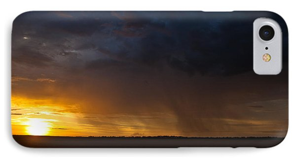 Rainy Sunset  Phone Case by Brandon  Ivey
