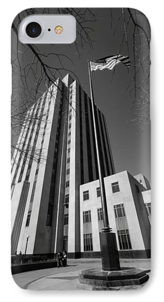 Ramsey County Courthouse IPhone Case