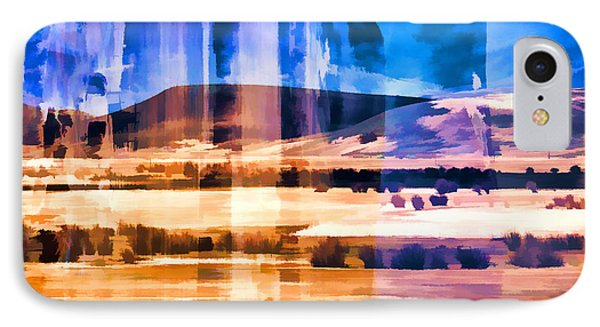 Ranchland Abstracted  IPhone Case