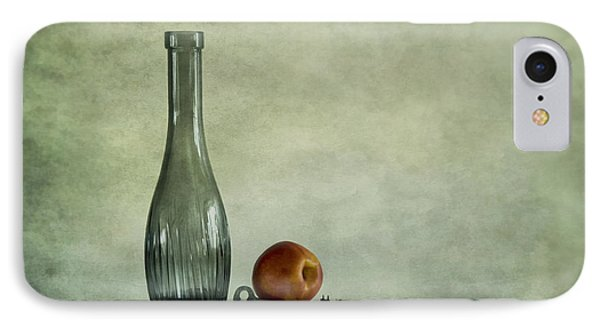 Random Still Life IPhone Case by Priska Wettstein