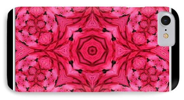 Ranunculus Flower Warp IPhone Case by Rose Santuci-Sofranko