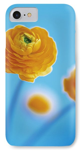 IPhone Case featuring the photograph Ranunculus by Lana Enderle