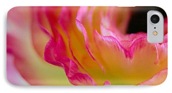 Ranunculus Ruffles IPhone Case