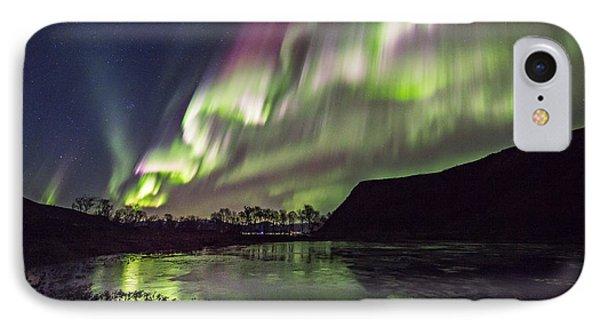Rapid Auroras IPhone Case