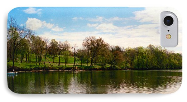 Rappahannock River I IPhone Case by Anita Lewis