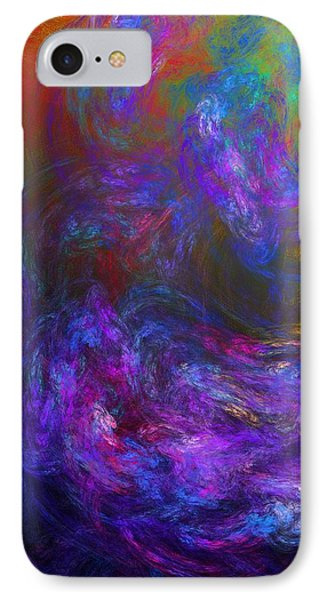 IPhone Case featuring the digital art Rapture by David Lane