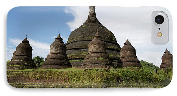 Ratana-pon Solid Stupa Built By King IPhone Case