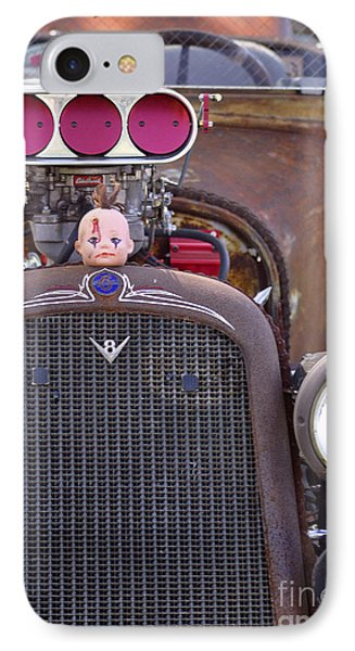 Ratrodded Out  Phone Case by Juls Adams