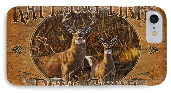 Rattling Tines IPhone Case by JQ Licensing