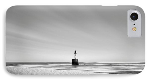 Rattray Head Lighthouse 1 IPhone Case