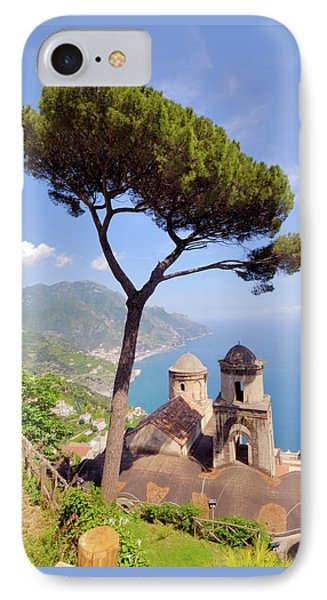 Ravello Pine IPhone Case by Alan Toepfer