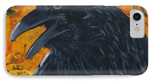 Raven Festival IPhone Case
