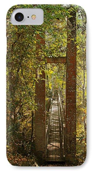 Ravine Gardens State Park In Palatka Fl Phone Case by Christine Till