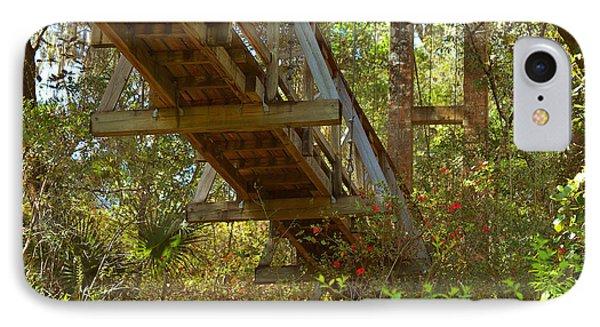 Ravine State Gardens Palatka Florida Phone Case by Christine Till