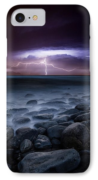 Raw Power IPhone Case by Jorge Maia