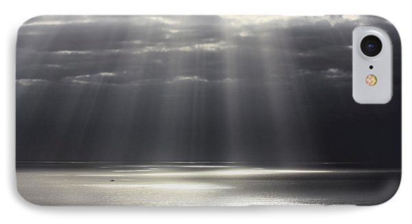 Rays Of Hope Phone Case by Shane Bechler