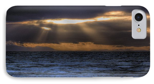 Rays Of Light  Phone Case by Naman Imagery