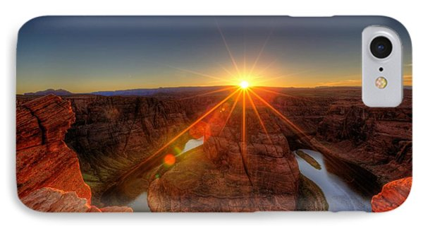 Rays Of Sunshine IPhone Case by Dave Files
