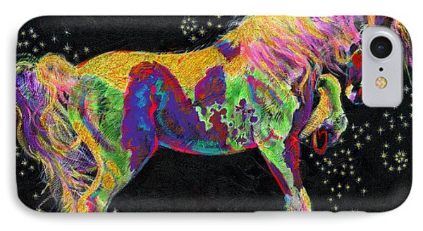 Razzle Dazzle Gypsy Cob Phone Case by Louise Green