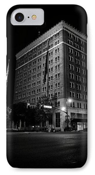 Rbc Bank Building In T-town IPhone Case