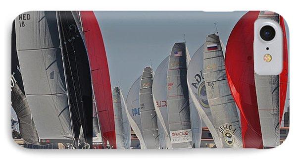 Rc44 Regatta San Diego IPhone Case