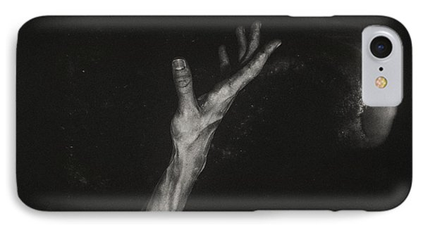 Reach IPhone Case by James Bethanis
