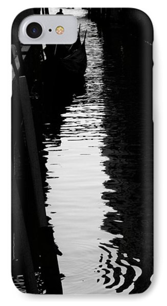 Reaching Back - Venice IPhone Case by Lisa Parrish