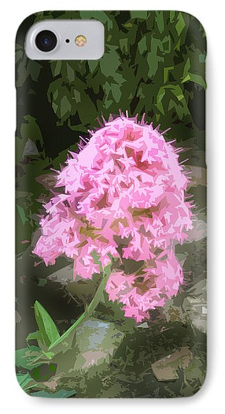 Reaching For The Light Phone Case by Cathy Peterson
