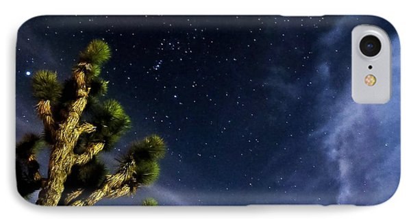 Reaching For The Stars IPhone Case by Angela J Wright