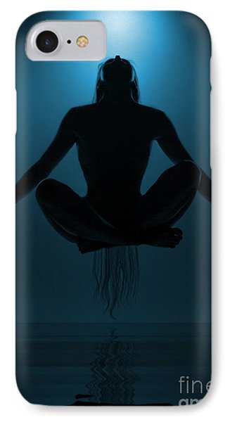 Reaching Nirvana.. IPhone 7 Case by Nina Stavlund