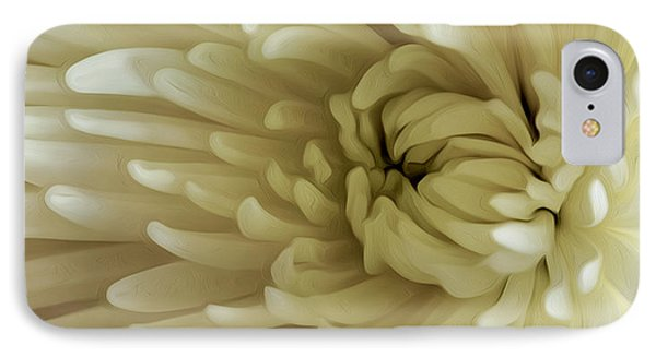 IPhone Case featuring the photograph Reaching Out by Nancy Marie Ricketts