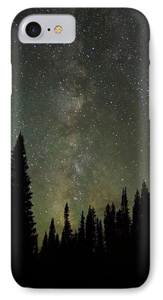 Reaching Shadows IPhone Case