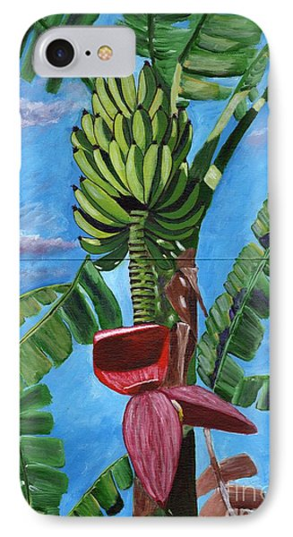 IPhone Case featuring the painting Ready For Harvest by Laura Forde