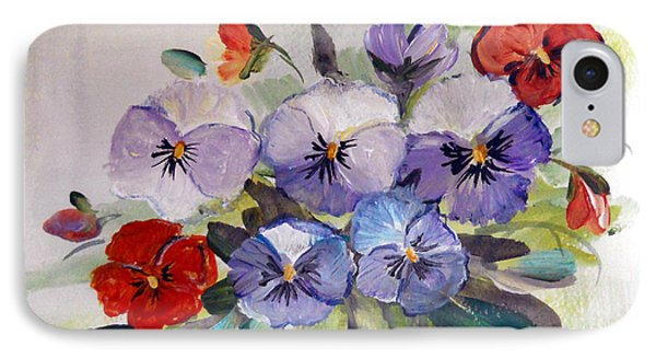 Ready For Spring IPhone Case by Dorothy Maier
