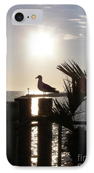 Ready For Sunset IPhone Case by Bev Conover