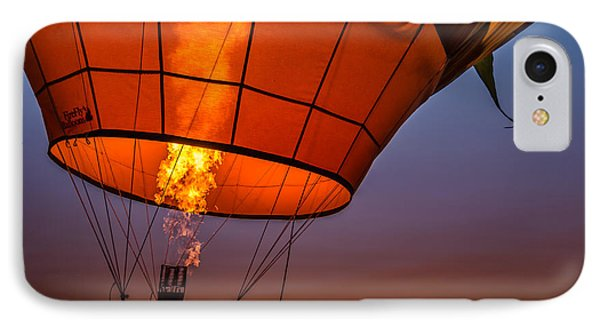 Ready For Takeoff IPhone Case by Linda Villers