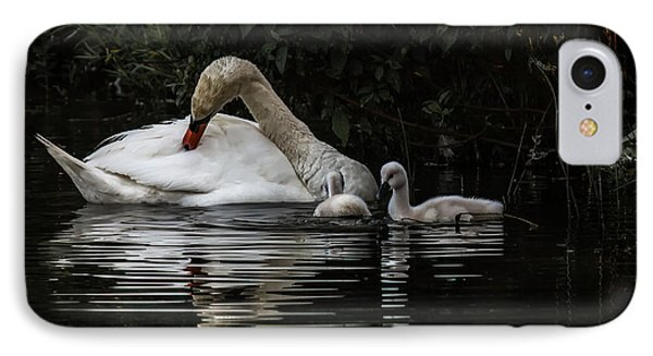 Ready For The Night IPhone Case by Peter Scott