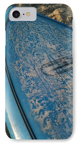 Ready For Waves IPhone Case by M West