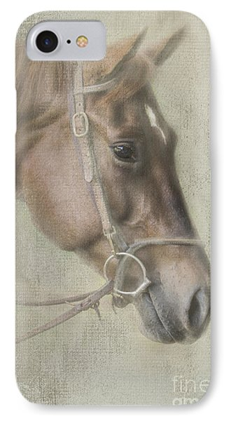 IPhone Case featuring the photograph Ready To Ride by Linda Blair