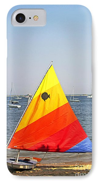 Ready To Sail IPhone Case