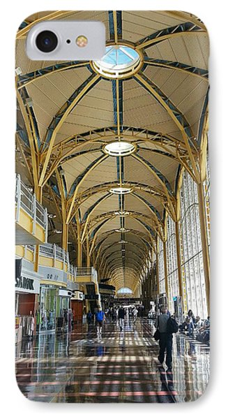 IPhone Case featuring the photograph Reagan National Airport by Suzanne Stout