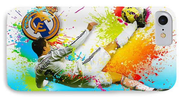 Real Madrid - Cr IPhone Case
