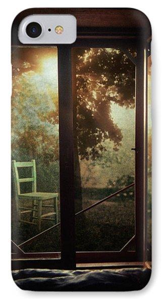Rear Window IPhone Case by Taylan Apukovska
