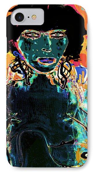 Rebel Phone Case by Natalie Holland