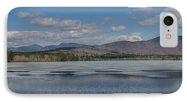 Receding At Chocorua Lake IPhone Case by Scott Thorp