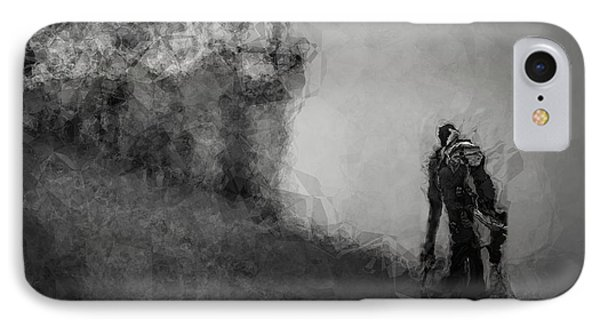Reconnoiter IPhone Case by Wendy J St Christopher