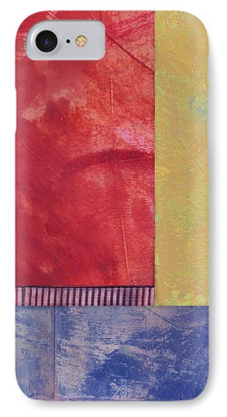 Rectangles - Abstract -art  Phone Case by Ann Powell