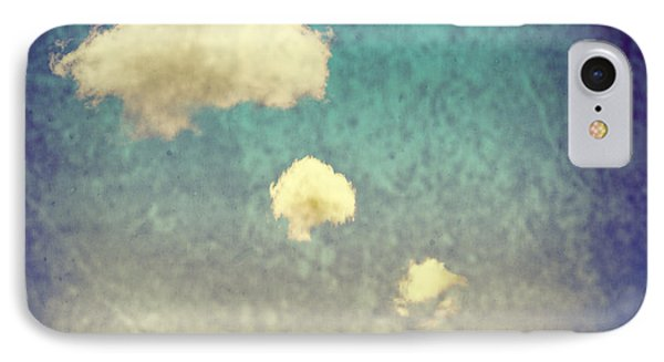 Recycled Clouds Phone Case by Amanda Elwell