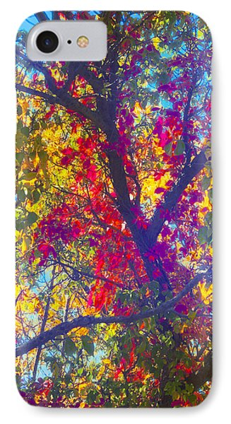 Red #2 IPhone Case by Kat Besthorn